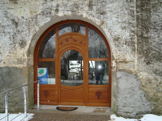 Entrée principale Chambres d'Hôtes