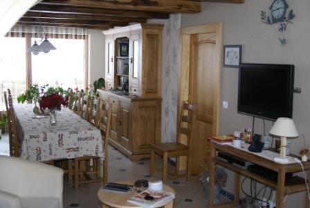 Salon et salle commune