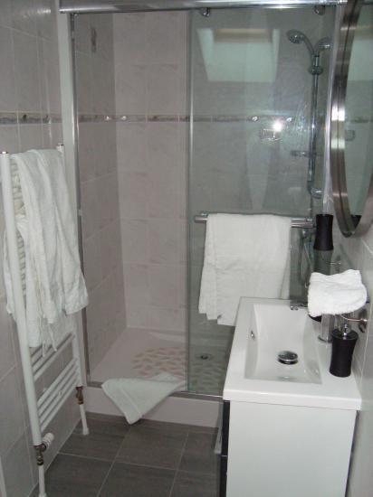 salle de bain Mésange Charbonnière