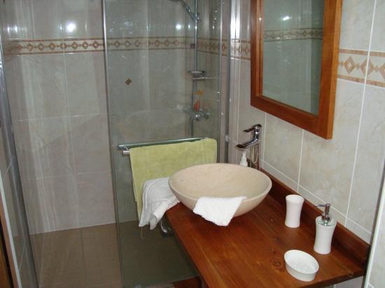 salle de bain Mésange Huppée